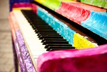 Piano Lessons / Ideas for my private piano studio  / by Katie Goodson Millsap