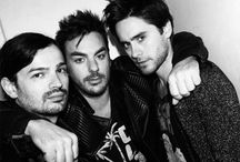 All About Jered Leto & Thirty 30 Seconds to Mars / by Janet Christman