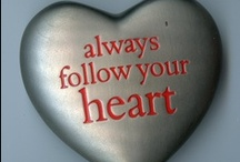 ~♥ Hearts ♥~ / Seeking the HEART of the matter is what I like!  / by Lori ~Just-N-Time4u~