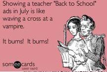 school stuff / by Betsy Piper