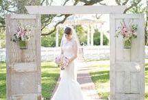 Wish I was a wedding planner. / by Rachel Hains