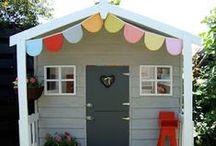 Play Houses / by Cheryl Kirkton