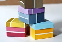 Paint Chip Projects / by Cheryl Kirkton