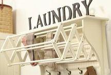 Laundry Room/Laundry Tips / by Cheryl Kirkton
