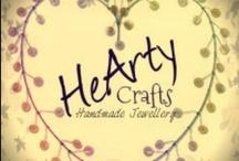 HeArty Crafts / My Handmade Jewellery / by Debbie Suggitt