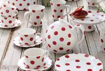 Tea Pots, Tea Cups -- China / by Karen Willoughby