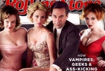 Mad about Mad Men / by Glenda McCoy