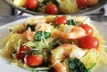 Healthy Seafood Recipes / by Sierra Gould