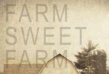 Old Farm / by F R A N C E S C A