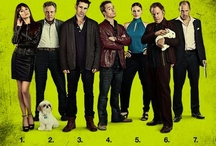 """SEVEN PSYCHOPATHS @ SIFF Cinema / Marty is a struggling writer dreaming of finishing his screenplay, when he becomes inadvertently entwined in the criminal underworld thanks to Billy, an unemployed actor and petty criminal, and Hans, a deadpan dog thief who cons his victims out of hefty rewards. When his friends accidentally nap the Shih Tzu beloved by psychopatheic gangster, Marty suddenly has more inspiration for his screenplay (titled """"Seven Psychopaths"""") then he knows what to do with. / by SIFF"""