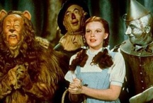 """THE WIZARD OF OZ @ SIFF Cinema  / Dorothy Gale (Judy Garland) is a teenager on a Kansas farm who daydreams about going """"over the rainbow."""" Along with her house and her dog, Toto, she's swept from her black-and-white world to the magical, beautiful, dangerous, and technicolor land of Oz by a tornado.  / by SIFF"""