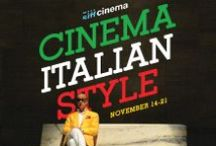 CINEMA ITALIAN STYLE 2013 / November 14 - 21 | SIFF's fifth annual festival of the best in current Italian film includes special guests and luxurious parties for a celebration that is da non perdere! / by SIFF