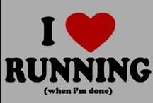 Running / by Kate Ediger