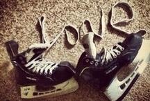 hockey stuff / by Cindy Proctor