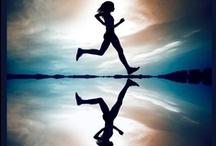 running <3 / by Heidi Olson