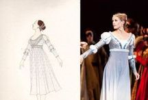 Costume design for Romeo and Juliet / Watch the costumes come to life.  All costumes are designed by Richard Hudson. / by The National Ballet of Canada