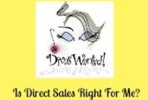Direct Sales Divas Connect / Pins focused on helping direct sales divas grow their businesses, teams and support one another / by Divas With A Purpose