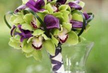 wedding flowers / by Jamie Farnam