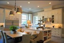 Kitchens / by McGee Meredith