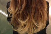 Hair/ Makeup / by Alyssa Didomenico