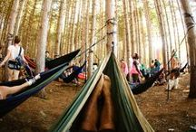 Camping & the Great Outdoors / by Sarah Bay