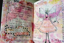 Journal Inspiration & Zentangles / by Quirky Quaintrelle