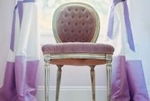 Purple / Images of purple interior design and home decor.  / by Lonny Magazine