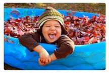 {Seasonal} FALL Kids' Activities / Ideas and activities for kids to do during the FALL!   / by Mary Catherine @ Fun-A-Day!