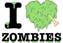 Zombie Love / by Jennifer James