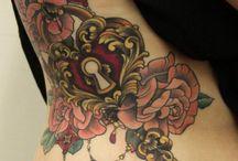 Tattoos/artwork / by Tiffany