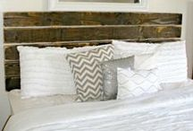 Decorate / Easy ways and ideas to beautify your home on a budget. / by Janel at A Mom's Take