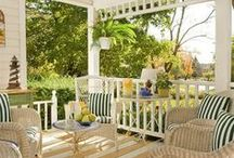 Home Decor: Outdoor Living / by Connie McBride Johnson