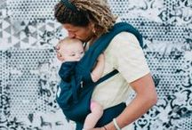 Safe Babywearing / by Janel at A Mom's Take