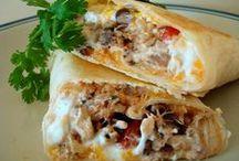 Recipes / by Deanna Davis
