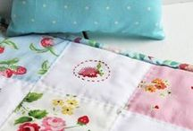 quilts and quilting / Quilts, fabrics, quilt designs that I love. / by Martha Quilts