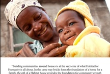 Quotes / by Habitat for Humanity