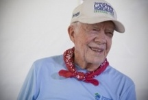 Jimmy & Rosalynn Carter Work Project / by Habitat for Humanity