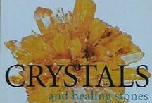 Crystals & Healing Stones / by Nancie Surber