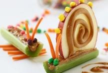 Kids Food Idea's / by Jennifer Pierson