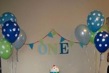 Kids Birthdays / Birthday parties for kids! / by Jenn Moffett
