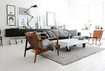 Living room / by Anette Hitland