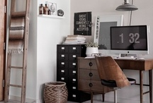 Office / by Anette Hitland