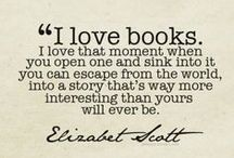 """* A WORD ~ Reading * / """"Books are the quietest and most constant of friends; they are the most accessible and wisest of counselors, and the most patient of teachers.""""  ― Charles William Eliot / by Karyn G"""