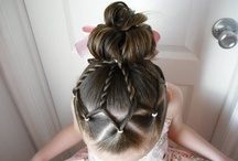 Girly Hair With Kenz / by Shawna Moulder