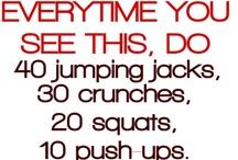 Burn 100 Calories in 10min or less / by Torri Bates Janzen