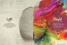 Right Brain Fun / Graphic design quirks and grins / by Michelle MyBelle