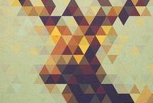 Geometric / by Mihaela Istratescu