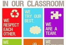 Teaching: Classroom Organization / by Rachel Krueger