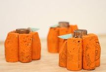 Recycled Autumn Crafts / Fall In Love With Some Autumn Crafts :) / by Kim Franklin (Trashy Crafter)