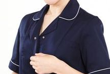 Medical Tunics & Uniforms | Healthcare & Cosmetic Surgeries / Simon Jersey is a supplier of medical tunics and scrubs to the NHS, cosmetic and dental surgeries and private practices. Our medical tunics are easy to wear, hygienic and practical. / by Simon Jersey | Uniforms